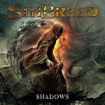 Sinbreed - Shadows (Black Vinyl) [Vinyl] USA import