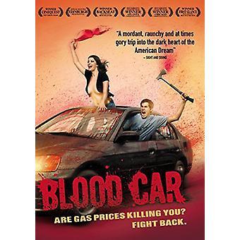 Blod bil [DVD] USA importerer