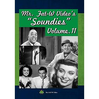 Soundies 11 [DVD] USA import
