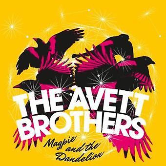 Avett Brothers - Magpie & mælkebøtte [Vinyl] USA importen