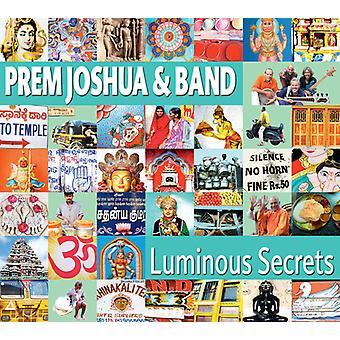 Prem Joshua & Band - lysende hemmeligheder [CD] USA import