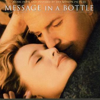 Message in a Bottle - Soundtrack [CD] USA import