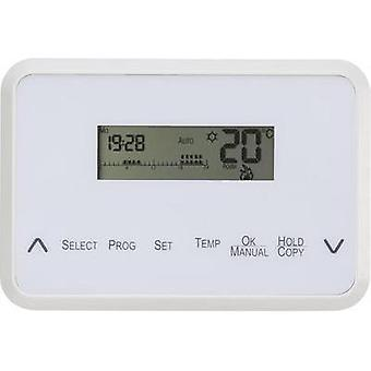 Room thermostat Surface-mount 7 day mode 5 up to 30 °C Basetech