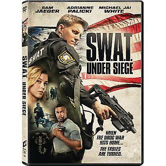 S.W.a.T.: Under Siege [DVD] USA import