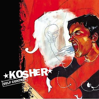 Kosher - Self Control [CD] USA import