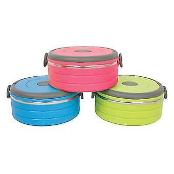 Yellowstone Single Layer 0.6L Food Container