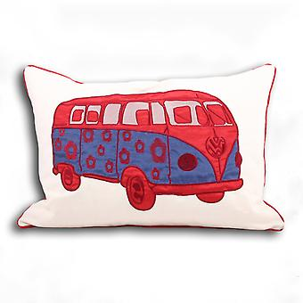 Riva Home Carnaby Campervan Cushion Cover