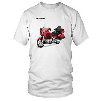 Honda Gold Wing GL1800 Touring motorcykel motorcykel Biker Herre T Shirt