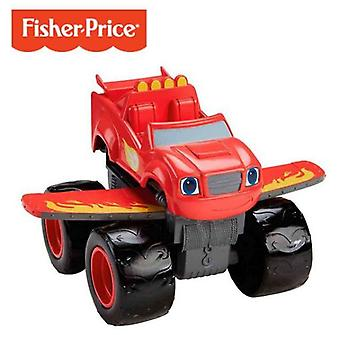 Fisher-Price Blaze Turbo Transformación