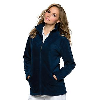 Grizzly Ladies Full Zip Active Fleece-KK904