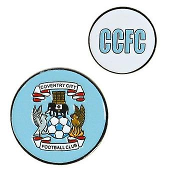 Coventry City Ball Marker