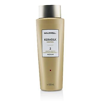 Goldwell Kerasilk styre Keratin glat 2 - # Medium - 500ml/16,9 ounce