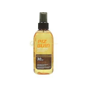 Piz Buin Wet Skin Transparent Sun Spray Spf30 High - Extra Water Resistant 150ml