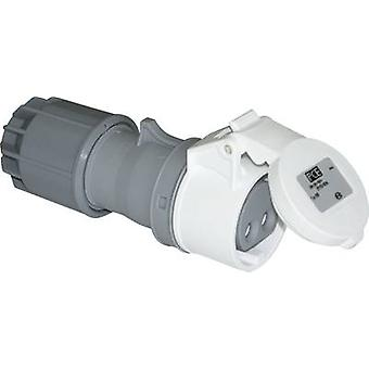 CEE connector 16 A 2-pin 42 V PCE 2