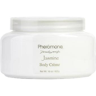 Pheromone Jasmine By Marilyn Miglin Body Creme 16 Oz