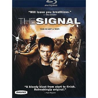 Signal [BLU-RAY] USA import