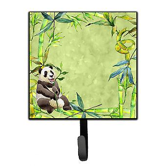 Carolines Treasures  CK1696SH4 Panda Bear and Bamboo Leash or Key Holder