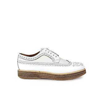 CHURCH'S OPAL LACE UP WHITE