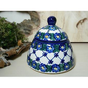 Sugar / jam jar, 53 - Bunzlau pottery tableware - BSN 6611