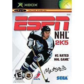 ESPN NHL 2K 5 (Xbox)