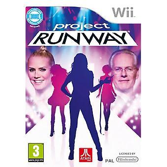 Project Runway (Nintendo Wii)