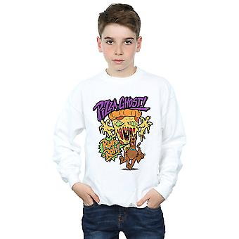 Scooby Doo Boys Pizza fantasma Sweatshirt