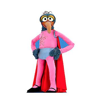 Gonzo from The Muppet's Cardboard Cutout