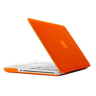 Schutzhülle Case Orange für Apple Macbook Pro 15.4 inch