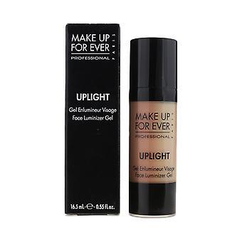 Make Up voor ooit Uplight gezicht Luminizer Gel '32 mousserend roze' 0.55oz nieuwe InBox