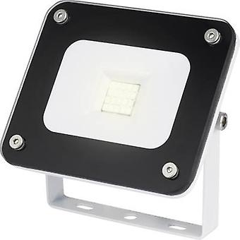 Renkforce Merida 1400041 LED outdoor floodlight 10 W EEC: LED (A++ - E) Cold white
