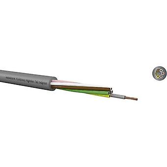 Kabeltronik PURtronic Highflex Control cable 4 x 0.14 mm² Grey 212041400 Sold by the metre