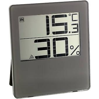 TFA CHILLY Wireless thermo-hygrometer Brown