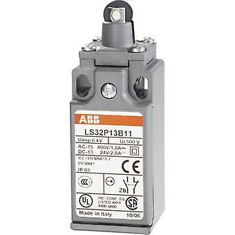 Limit switch 400 V AC 1.8 A Tappet momentary ABB