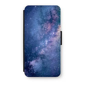 Samsung Galaxy S9 Plus Flip Case - Nebula