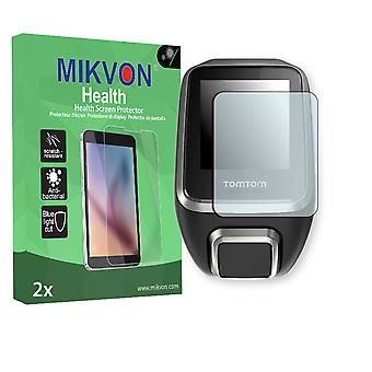 TomTom Golfer 2 Screen Protector - Mikvon Health (Retail Package with accessories)