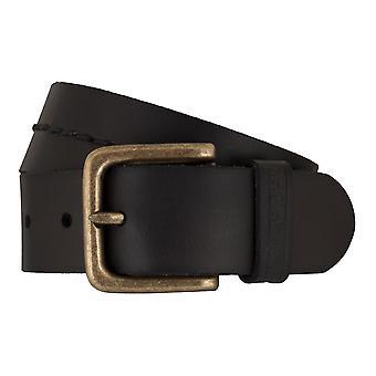 Jeans de Napapijri PALAKA ceintures hommes ceintures cuir ceinture noire 7404