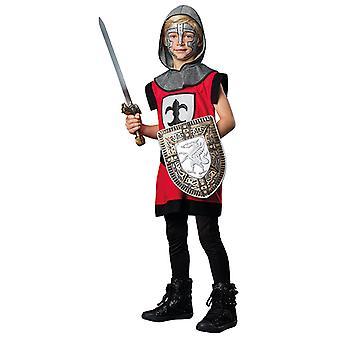 Ritter  Ritterkostüm 3-teilig Kostüm für Kinder