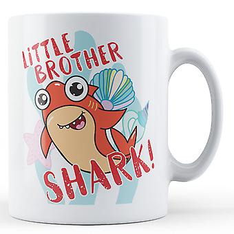 Little Brother Shark! - Printed Mug