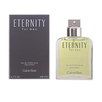 Calvin Klein Eternity Men Eau De Toilette Vapo 200ml New Perfume Fragrance Scent