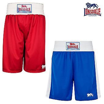 Lonsdale mens shorts Amateur Boxing trunks (L120)