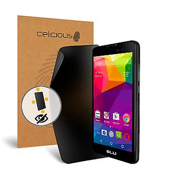 Celicious Privacy Plus 4-Way Anti-Spy Filter Screen Protector Film Compatible with BLU Dash M