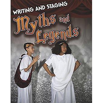 Schrijven en Staging mythen en legenden door Charlotte Guillain - 9781474