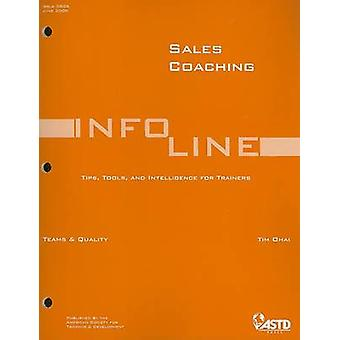 Sales Coaching by Tim Ohai - 9781562865252 Book