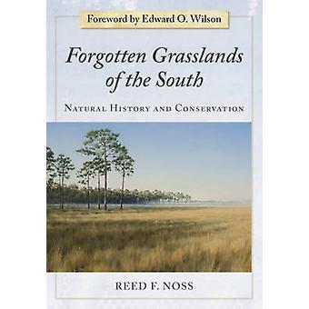 Oubliés les Prairies du Sud - histoire naturelle et la Conservation b