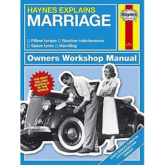 Marriage - Haynes Explains by Boris Starling - 9781785211041 Book