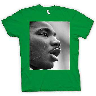 Mens T-shirt - Martin-Luther-King - Symbol