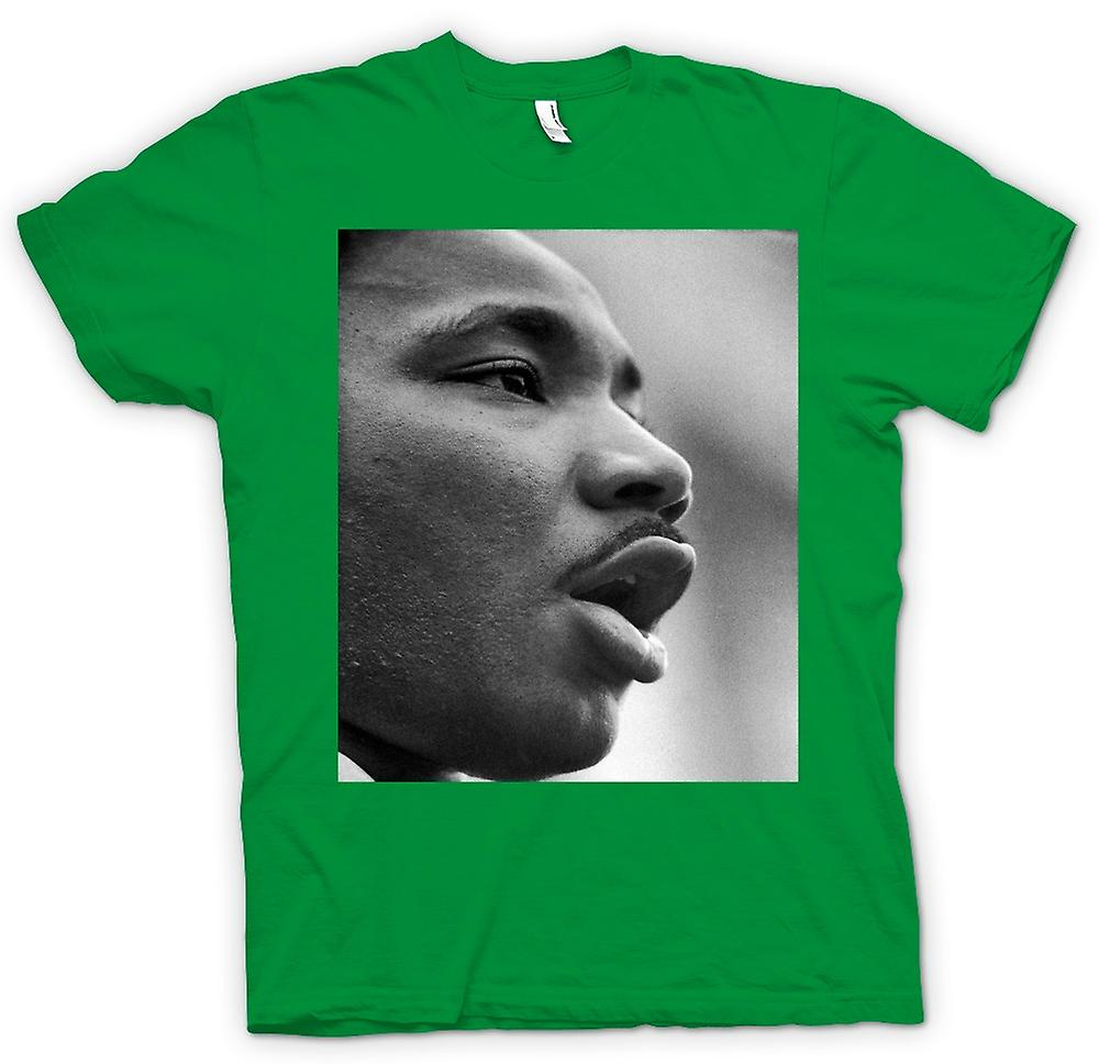 T-shirt homme - Martin Luther King - Icon
