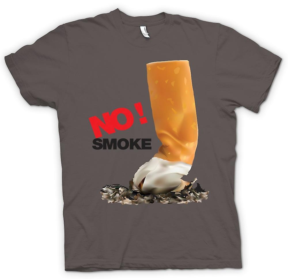 Womens T-shirt - No Smoke - Anti Smoking