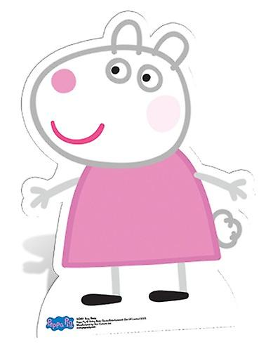 Suzy Sheep Lifesize Cardboard Cutout / Standee - Peppa Pig