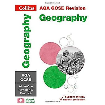 Collins GCSE Revision and Practice: New 2016 Curriculum � AQA GCSE Geography: All-in-one Revision and Practice (Collins GCSE 9-1 Revision)